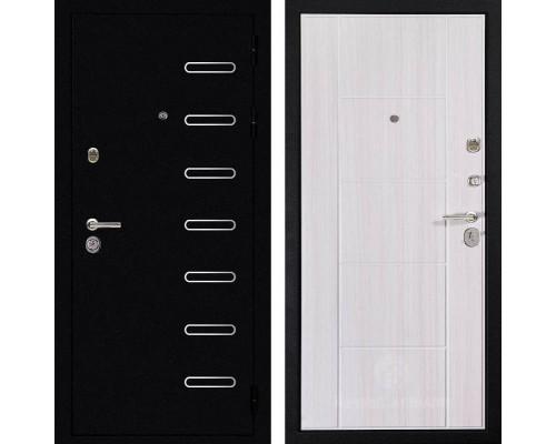 Входная дверь Дива МД-21 (Титан / Сандал белый)
