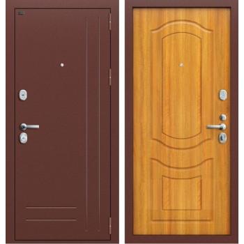 Дверь входная металлическая Groff P2-200 (Орех светлый)