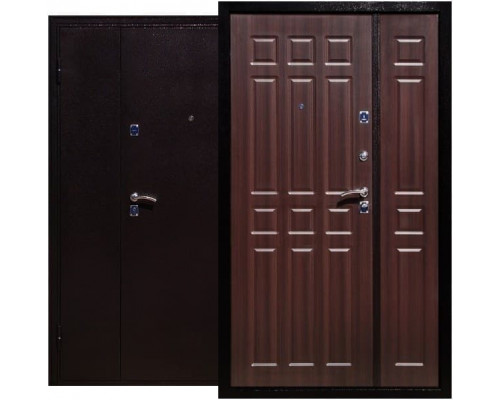 Тамбурная металлическая дверь FD-1400/1500