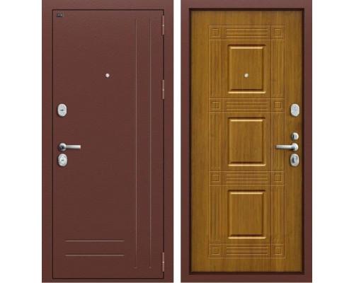 Дверь входная металлическая Groff P2-202 (Дуб золотой)