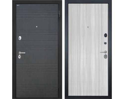 Входная металлическая дверь Интекрон Спарта L-5 (Венге / Сандал белый)