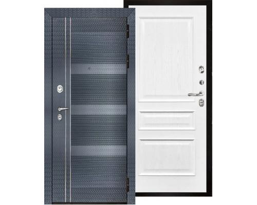 Дверь входная металлическая Сенатор Карбон (67 панелей на выбор)