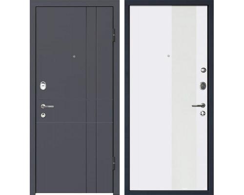 Входная металлическая дверь МеталЮр М16 Аляска
