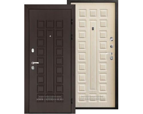 Дверь входная металлическая Сенатор Стандарт (67 панелей на выбор)