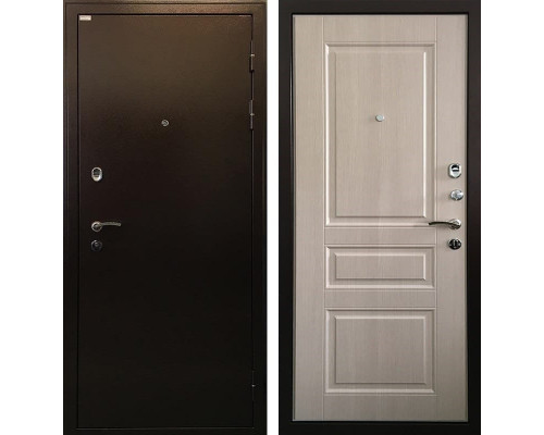 Входная металлическая дверь Ратибор Статус (Экодуб)