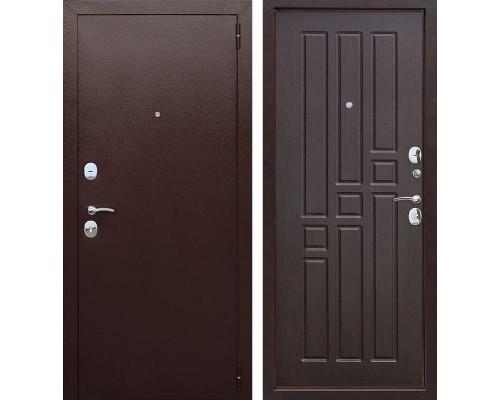 Входная дверь Гарда 60 (Антик Медь / Венге)