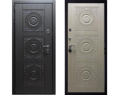 Входная дверь Богема (Венге / Дуб беленый)